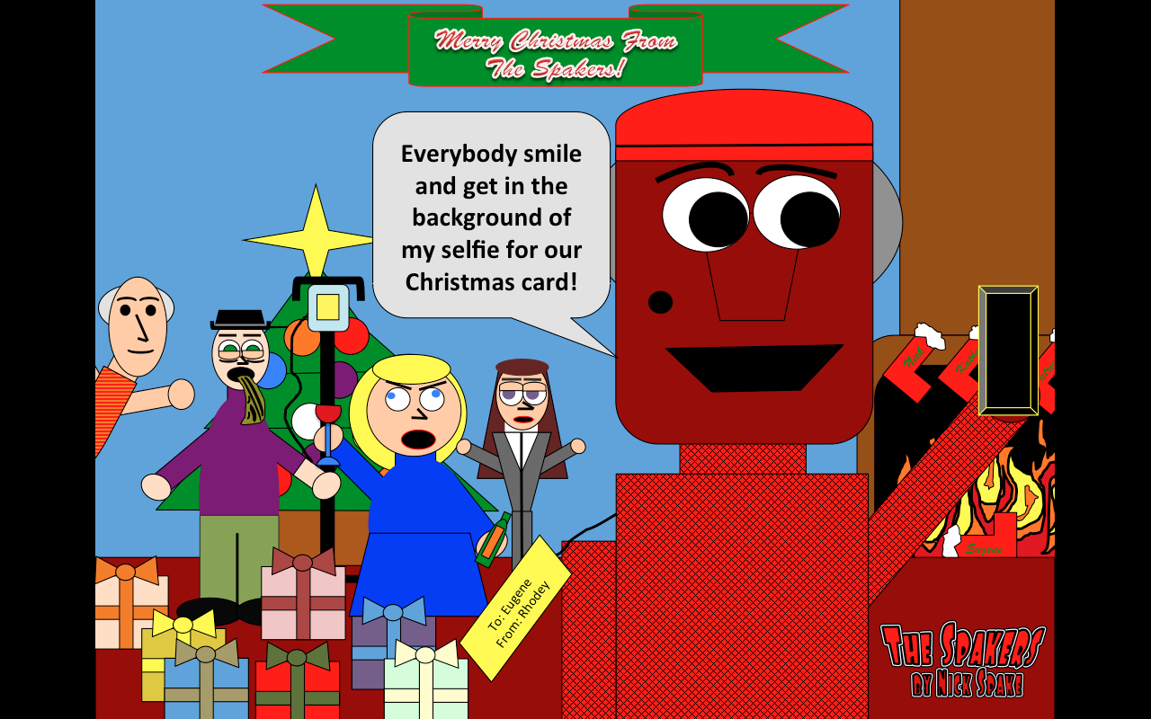 Episode 16: A Very Selfie Christmas